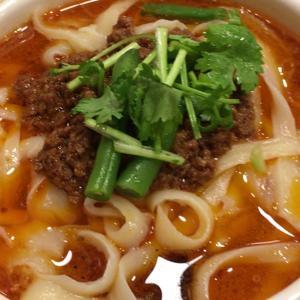 シーアン(市ヶ谷)のマーラー麺が辛ウマ