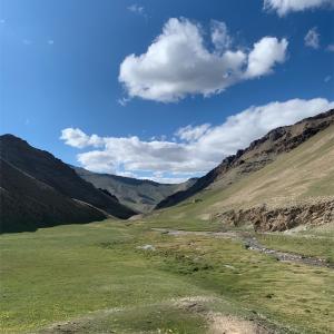 【キルギス】<ナリン>西洋人とは。。ハイキング11kmの巻
