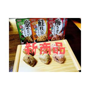【新発売】丸美屋 彩り素材おむすびの素