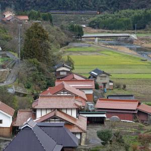 青野山 (1)  ~鄙びた山村の風景~