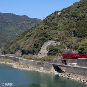坂本 (2)  ~球磨川に沿って走ったキハ185系九州横断特急~