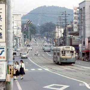 七条大橋(京阪七条)から東を望む