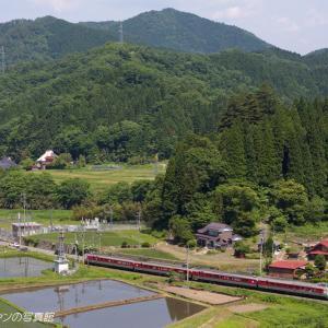 上菅 (2)  ~山里俯瞰~