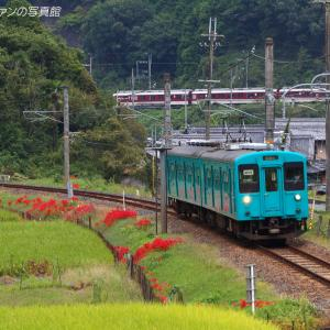 吉野口 (3)  ~山中の近鉄電車との出会い~