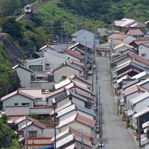 田儀 (3)  ~石州瓦の集落と単行のキハ