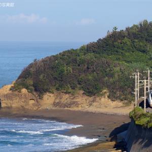 南部 (4)  ~黒潮洗う海岸を行く289系「くろしお」~