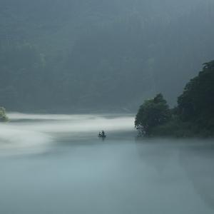 霧幻峡の夏