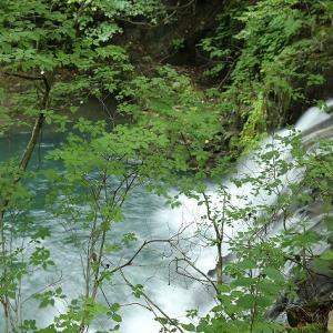 奥会津・龍神様の滝