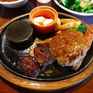 ステーキのあさくま松阪店でサラダバー食べ放題付きのお得なランチはカレーがうますぎる。