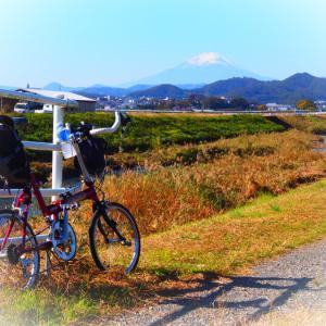 渋沢丘陵ランチサイクリング