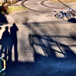 親子サイクリングで鉄分補給!!