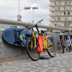 境川CRで江ノ島・鎌倉へ親子サイクリング