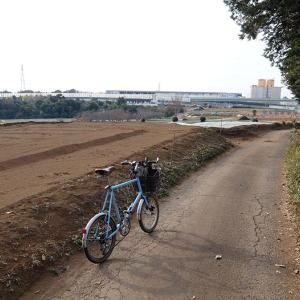 今年最後の走りは愛川の丘陵地