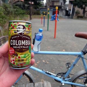 今年の初ラーメンと営業サイクリング