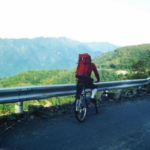 追憶の旅 しらびそ峠キャンプサイクリング