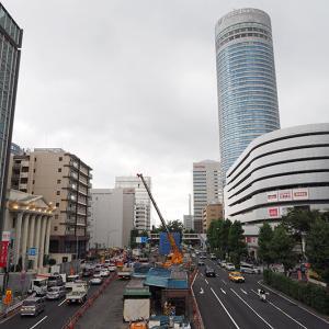 ワクチン接種後に新横浜散歩を楽しむ♪