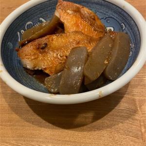 魚の煮付けと血糖値