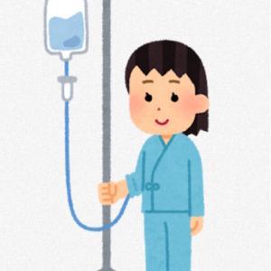 1型糖尿病と診断されて入院。