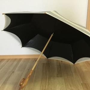 【レビュー】完全遮光100%でデザイン性と価格をおさえた日傘はコレ
