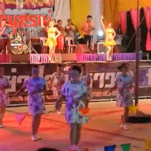 イサーン的フォークダンス…