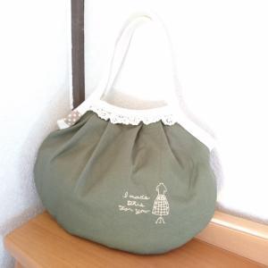 トルソーのグラニーバッグ