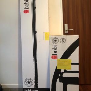 NO.93 インターホンの位置注意!ポストと宅配ボックス一体型のBOBIが届いた!