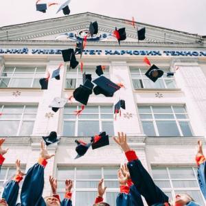 卒業!そして娘が社会に出ます