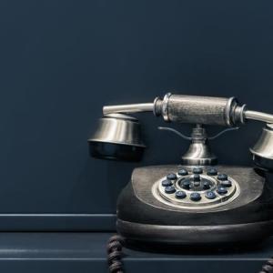電話の音が怖い母の話