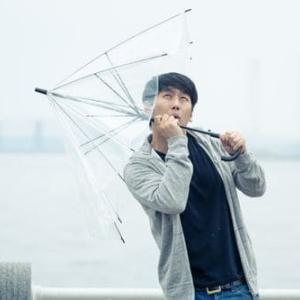 台風15号ファクサイが来ても、会社には行かなきゃ