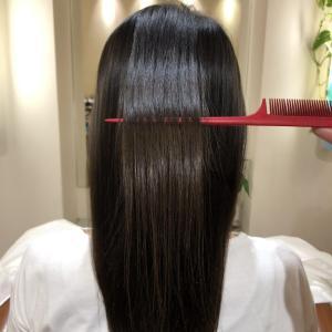 8ヶ月継続!美髪再生プレミアム&水素トリートメント!