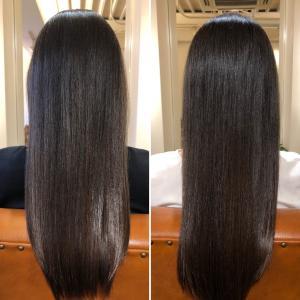 美髪再生プレミアムの効果!やれば分かります!され