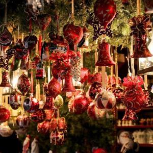 年に一度現れるクリスマス通り in Hanoi