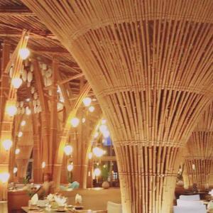 【竹林浴】まるで竹細工建築⁉心が和む癒しのリゾートホテル in Vietnam