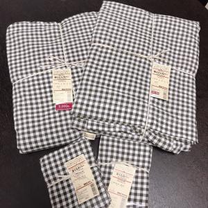 無印良品でセール品の布団カバーを購入