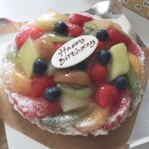 至福の時間♡ここのケーキはやっぱり最高♪