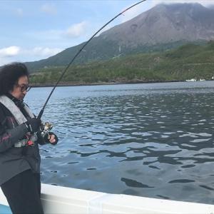 葉加瀬太郎さんが御乗船!鹿児島 錦江湾 海晴丸