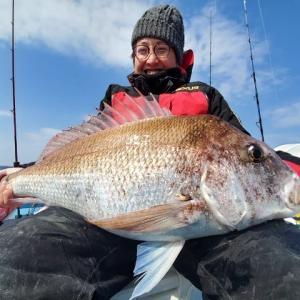 2020年海晴丸記録魚