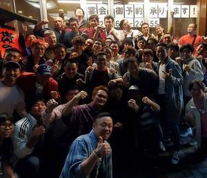 【参戦】中部ボクシングOB会