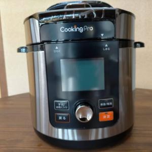 電気圧力鍋クッキングプロV2で手羽元とゆで卵のさっぱり煮を作った