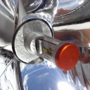 [RPS13] 180SXのヘッドライトを孫市屋のLEDヘッドライトキットに交換してみた!