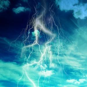 青天の霹靂