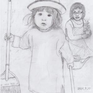 孫娘の肖像3-3