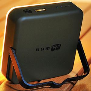 【WAQ】LEDランタン兼モバイルバッテリーが便利!? 詳細・レビューまとめてみた