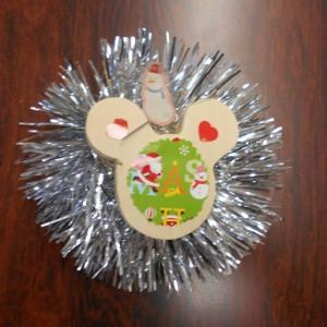 クリスマスのミッキー