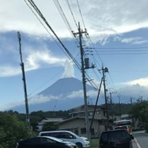 富士山の面白写真