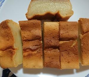 ハワイのバターモチ作ってみました(^^♪