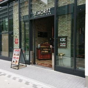 名古屋駅でおいしそうなケーキ屋さんかなと思ったらコーヒースタンドでした(#^.^#)