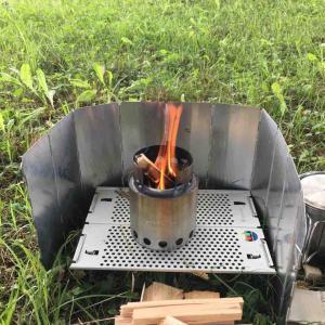 solo stove liteを楽しみ尽くす♪