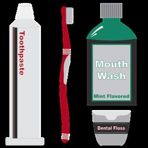 デンタルリンスと歯磨き粉の違い【どう使い分ける?】