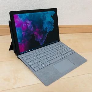 3ヶ月使ってわかった、Surface Pro 6の良いところ悪いところ【使用感レビュー】